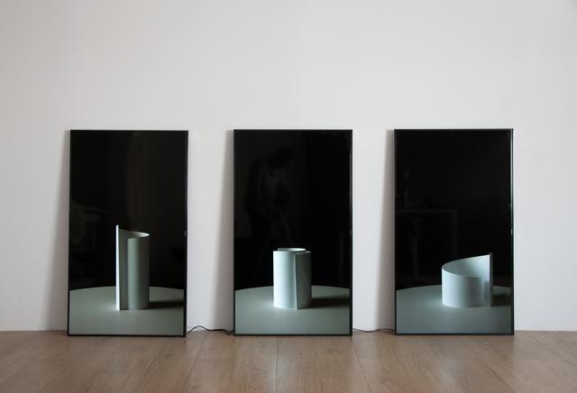 , 'Three Sculptures,' 2014, David Petersen Gallery