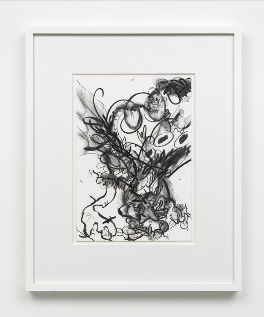 , 'Drawing (figure 1d) ,' 2014, Buchmann Galerie