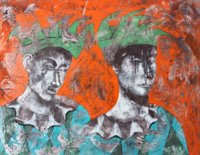 , 'Firebirds,' 2015, White Court Art