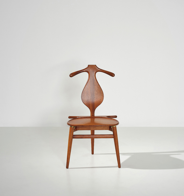 Hans Jørgensen Wegner, ''Valet' chair, model no. JH540', designed 1953, produced 1953, 1980s, Phillips