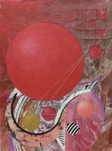 , 'Galactic Journal, Untitled #128,' 2001, Pilar Corrias Gallery