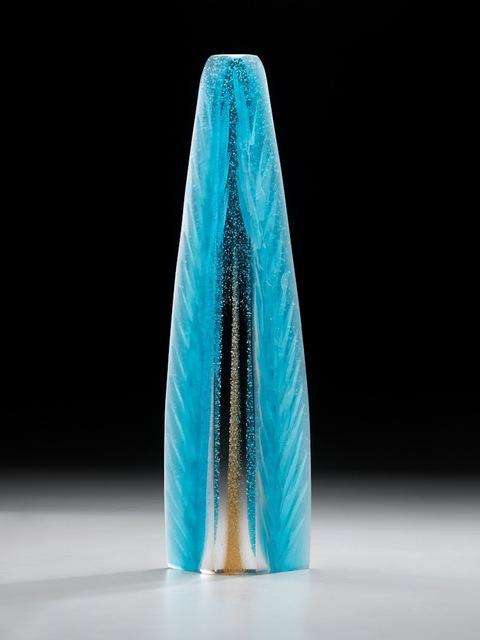 , 'Aqua Vine,' , George Billis Gallery