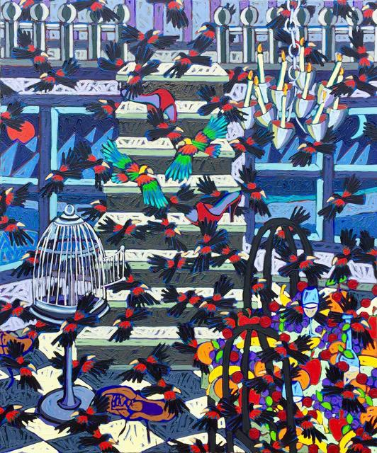 , 'Tango, Revisited,' 2014, Thomas Deans Fine Art