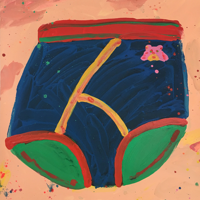 , 'Can Can Panty,' 2017, V1 Gallery