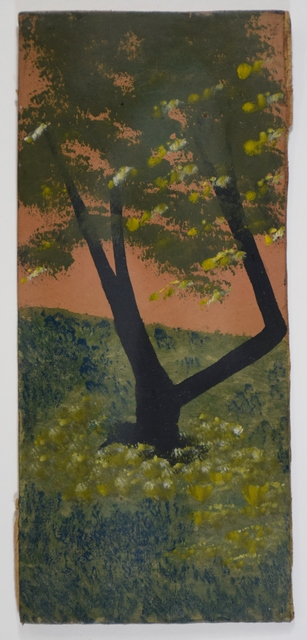 , 'Tree in a Meadow with Orange Sky,' , Ingleby Gallery