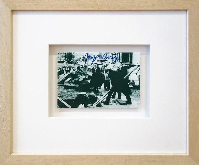 Joseph Beuys, '7000 Eichen', 1982, Galerie Kellermann