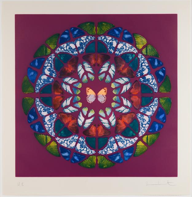, 'Sanctum (#874),' 2009-2016, Leslie Sacks Gallery
