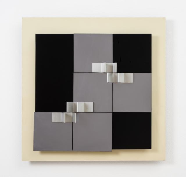 , ' Relief Construction E1,' 1963, Borzo Gallery