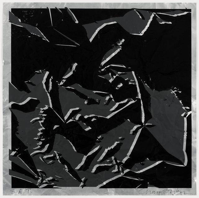 John Chamberlain, 'Untitled', 1994, Graphicstudio USF