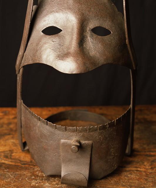 , 'Fool's Mask III, Hever Castle, England (Torture) ,' 2015, Galerie Nathalie Obadia