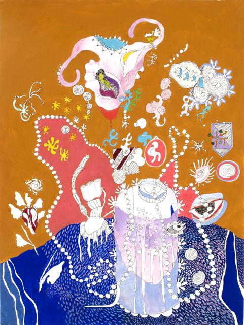 , 'Seed Pearls,' 2008, InLiquid