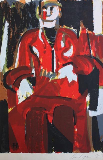 , 'The Persian Robe,' 1953, Aaron Galleries