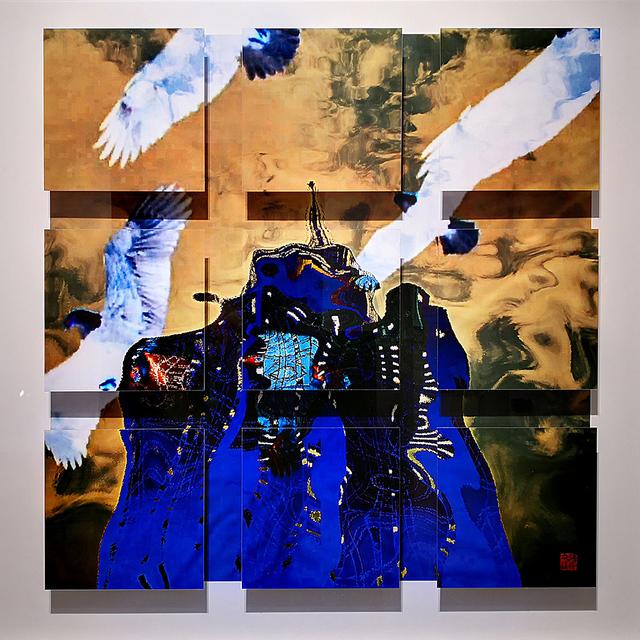 , 'Birds Flying over Head,' 2018, BOCCARA ART