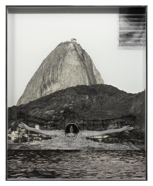 , 'GIANTS, Léonie PERIAULT from France, Botafogo, close-up © Comité international Olympique, Work in progress, Rio de Janeiro, Brazil, 2017,' 2017, Lazinc