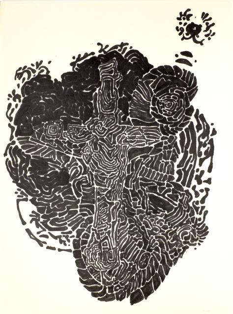, 'CROSS,' 1963, Anglim Gilbert Gallery