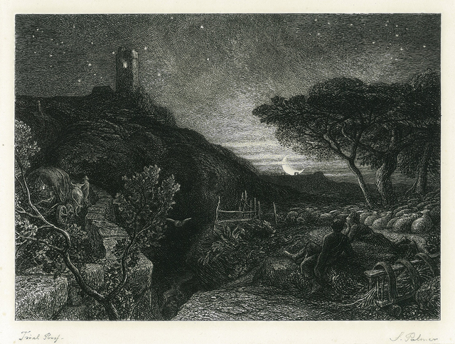 , 'The Lonely Tower,' 1879, The Fine Art Society