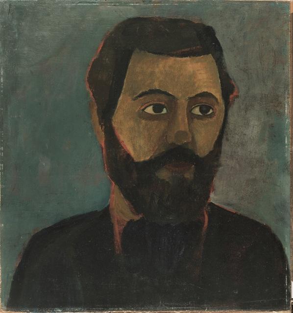 , 'Portrait de Werner Sombart ,' Spring 1906, Musée d'Art Moderne de la Ville de Paris