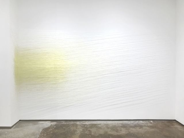 Anne Lindberg, 'murmur', 2018, Josée Bienvenu
