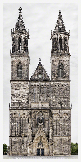 , 'Magdeburg, Dom St. Mauritius und Katharina,' 2011-2015, Yossi Milo Gallery