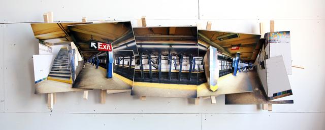 Isidro Blasco, 'Underground Passages Exit', John Davis Gallery