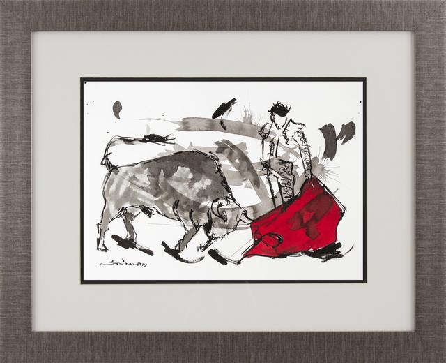 Paco Soriano, 'Tauromagia', Bernardini Art Gallery & Auction House