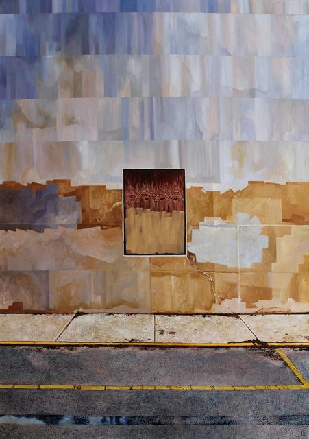 , 'Wall I,' 2017, Hashimoto Contemporary