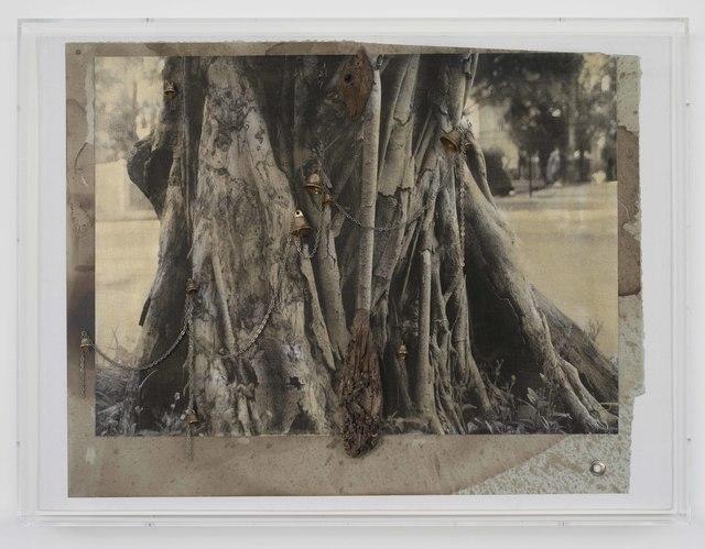 , 'Exilio temporal,' 2016, Galerie Nathalie Obadia