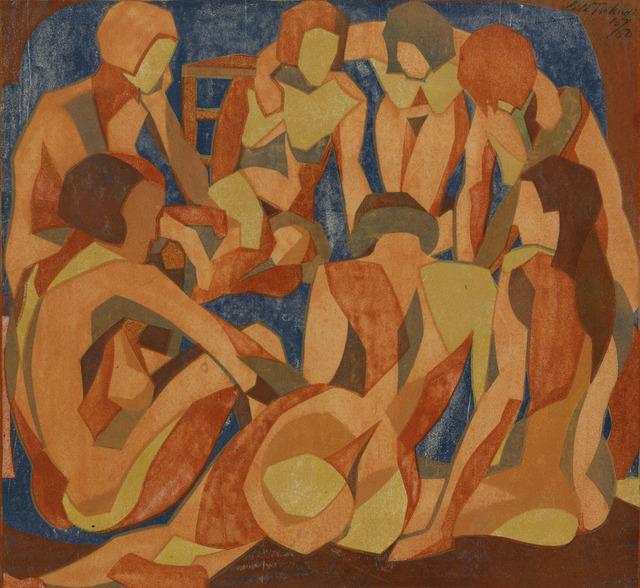, 'Nudes,' 1933, Redfern Gallery Ltd.