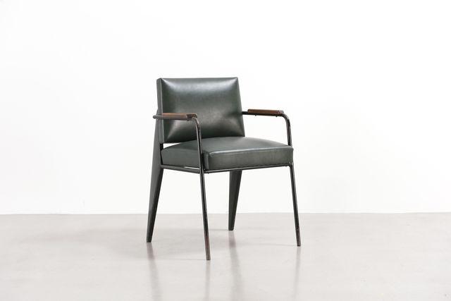 , 'Bridge chair,' ca. 1943, Galerie Patrick Seguin