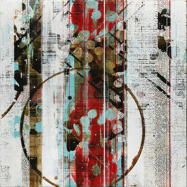 Nina Tichava, 'Into my heart and upon my skin 1 & 2 ', 2019, k contemporary