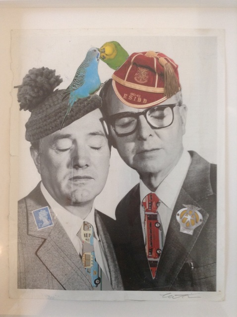 , 'Gilbert and George,' 2014, Imitate Modern