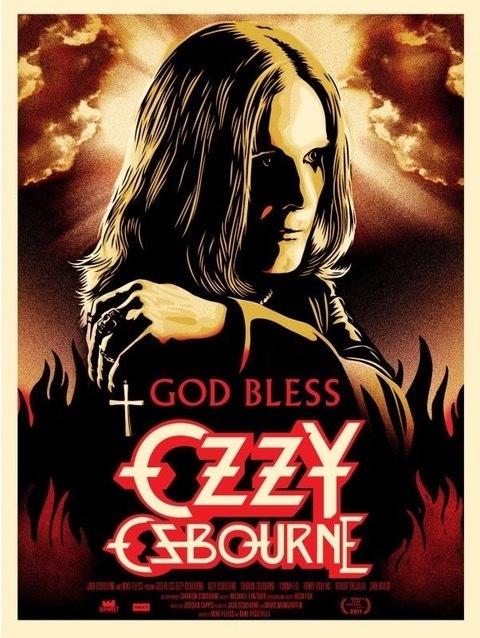 , 'God bless Ozzy Osbourne,' 2011, RUDOLF BUDJA GALLERY
