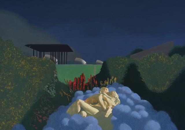 , ' Metamorphosis - Barrier Park,' , The Muse Gallery & Studio