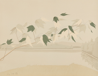Alex Katz, 'Late July 2,' 1971, Phillips: Evening and Day Editions (October 2016)