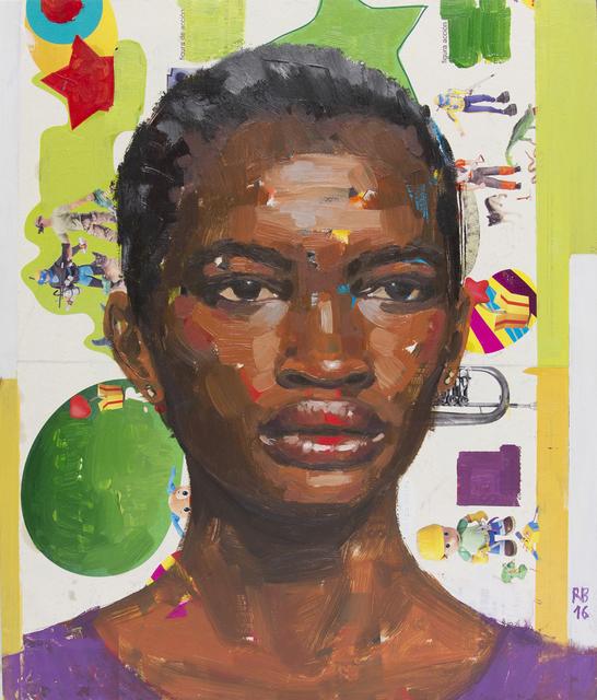 Rossina Bossio, 'Figura de Accion', 2016, Abend Gallery