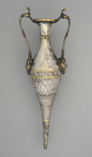 'Amphora-rhyton',  4th -5th century, J. Paul Getty Museum