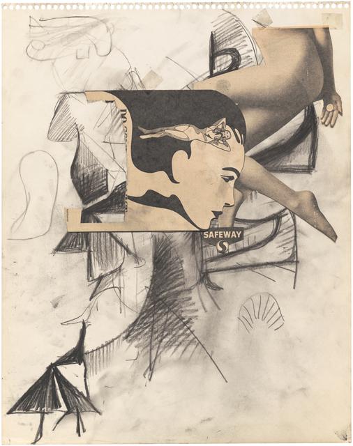 , 'Untitled,' 1979, galerie frank elbaz