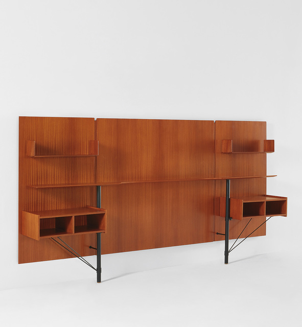 Gio Ponti, 'Wall unit', circa 1950, Phillips