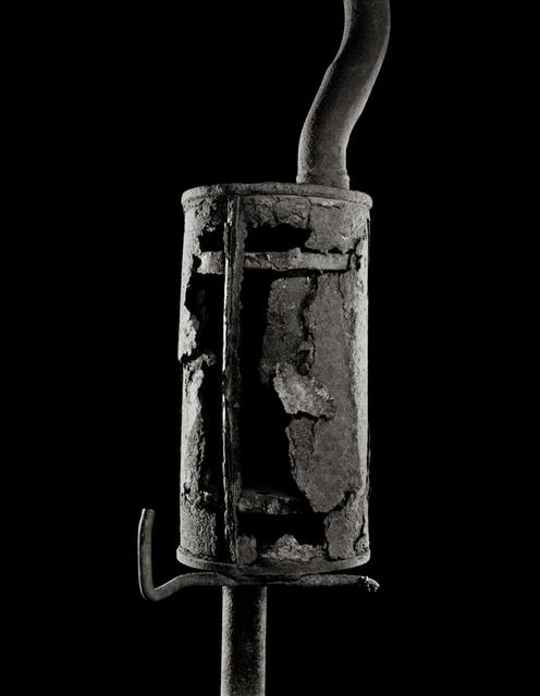 , 'Exhaust Muffler 3,' 2008, Gallery 270