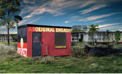 , 'Future Photo - Aboriginal Embassy,' 2017, MARS