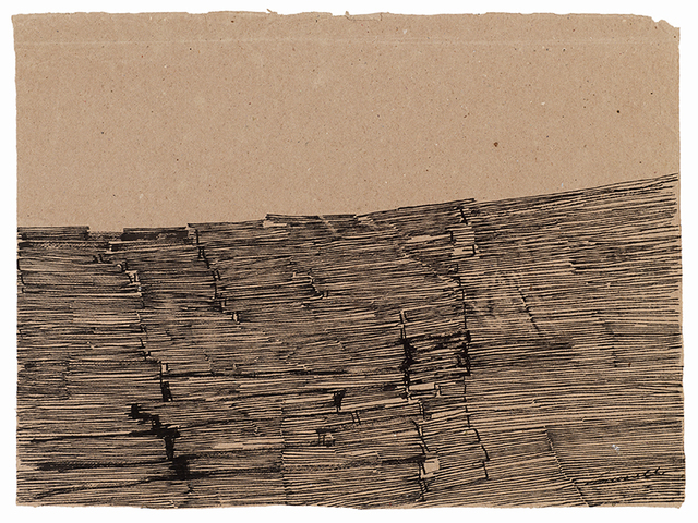 , 'Untitled,' 1966, Sicardi Gallery