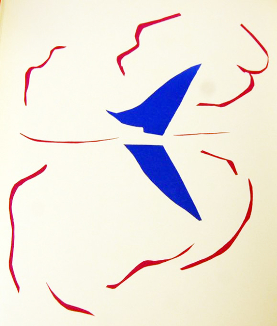 Henri Matisse | Bateau (Boat) (1958) | Available for Sale | Artsy