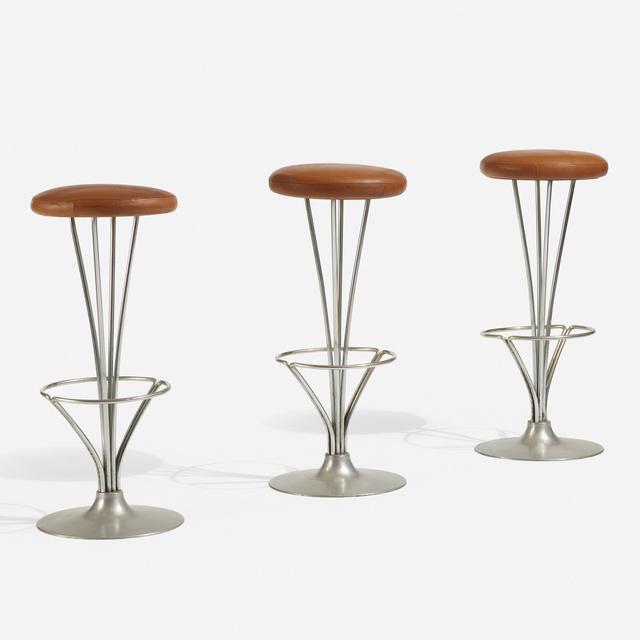 Piet Hein, 'Stools, set of three', 1971, Wright