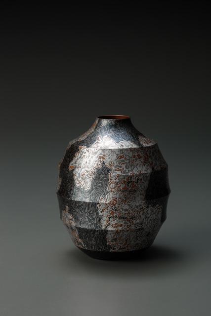, 'Mokume-gane Vase 04,' 2015, Onishi Gallery