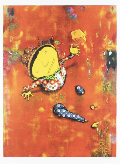 Os Gemeos, 'Close Encounters', 2016, Tate Ward Auctions