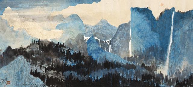 Zi Yao 子尧 Shen 沈, 'Dawn of a New Day', 2017, White Space Art Asia