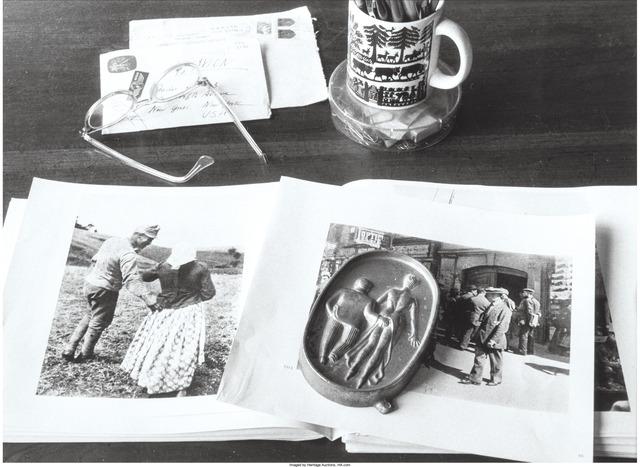 André Kertész, 'March 20, 1978, No. 8', 1978, Heritage Auctions