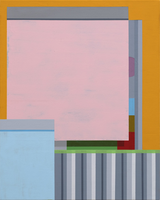 , 'Sunset, Windows, Firewalls,' 2018, Zevitas Marcus