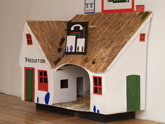 , 'Problem Factory,' 2006, Galerie Krinzinger