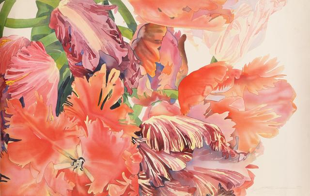 Gary Bukovnik, 'Iridescent Tulips', 1991, RoGallery